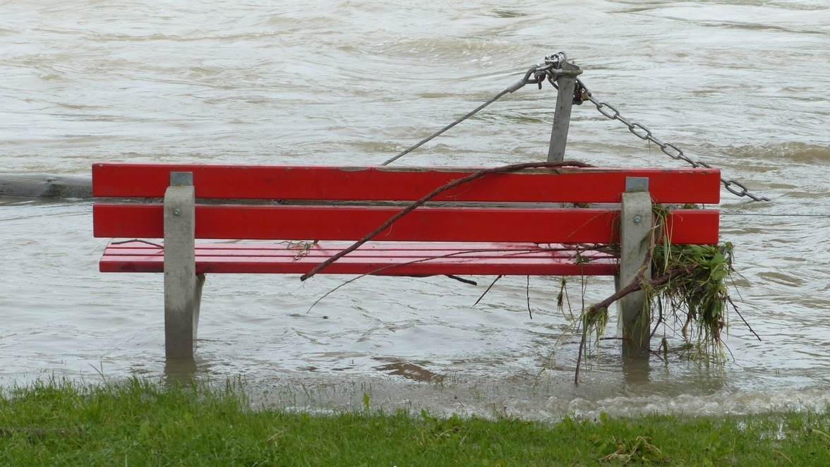 überschwemmungen Bayern