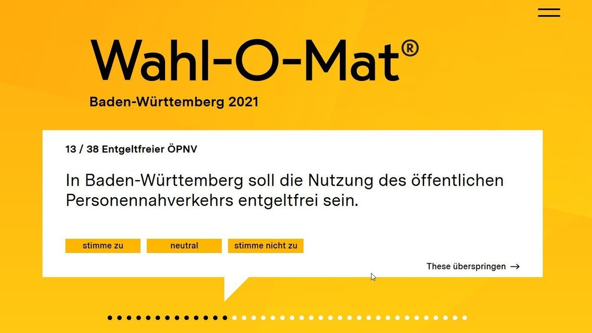 Wahlmat