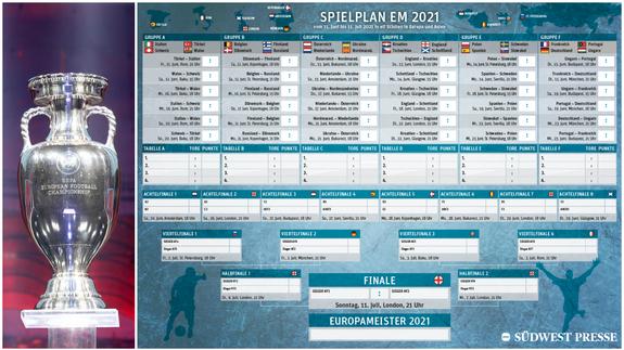Duitsland Games en kalender PDF-bestand als overzicht Gratis af te drukken en te downloaden