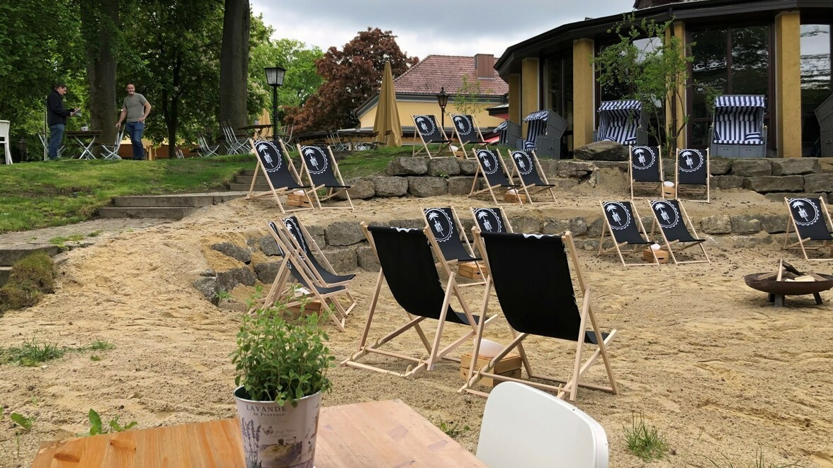 Biergarten In Neu Ulm Paul S Biergarten Ist Bereit Das Uuulmer S Hingegen Bleibt Weiter Geschlossen Sudwest Presse Online