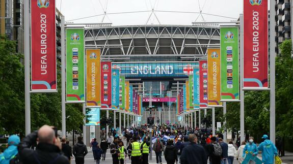 Inglaterra sigue en cuarentena para los alemanes, también en la ronda 16 de EM 2021