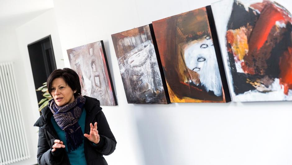 Ausstellung Raus Aus Dem Stillen Kammerlein Sudwest Presse Online