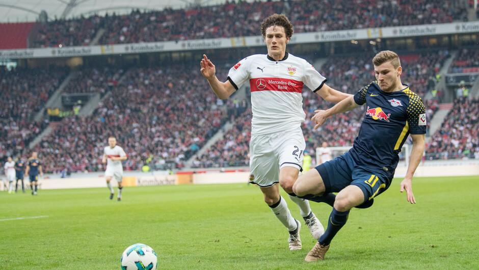 Gomez sorgt für Derby-Sieg des VfB Stuttgart in Freiburg
