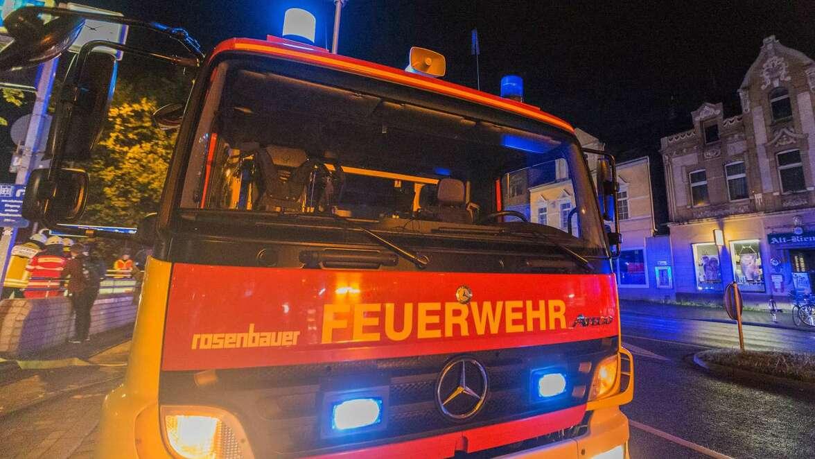 Brandstiftung In Pfullingen 23 Jährige Legt Feuer In Der Wohnung
