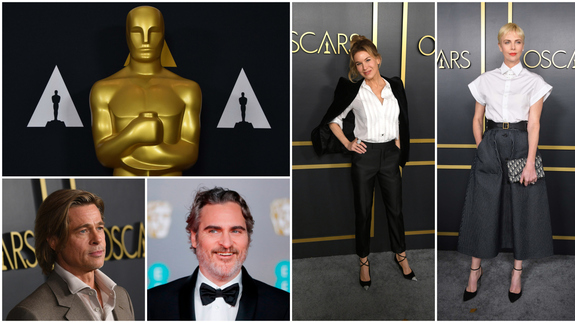 Oscar live ticker: Who will win the coveted gold boy?
