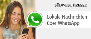 WhatsApp Teaser Aktion Frau