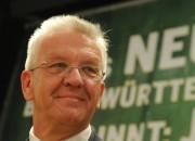 Winfried Kretschmann (B�ndnis 90/Die Gr�nen).